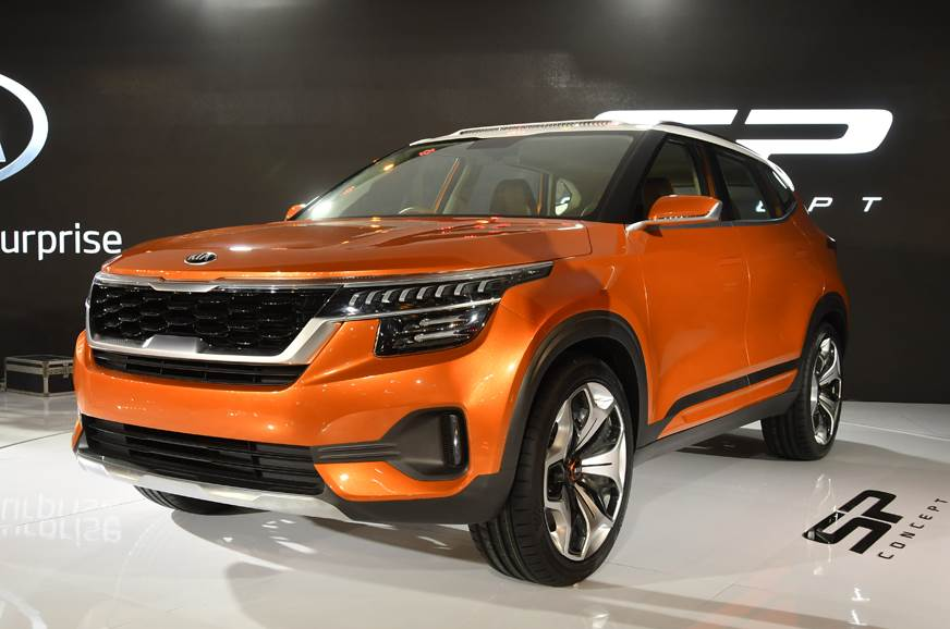 Kia India To Commence Production Mid 2019 With The Sp Suv