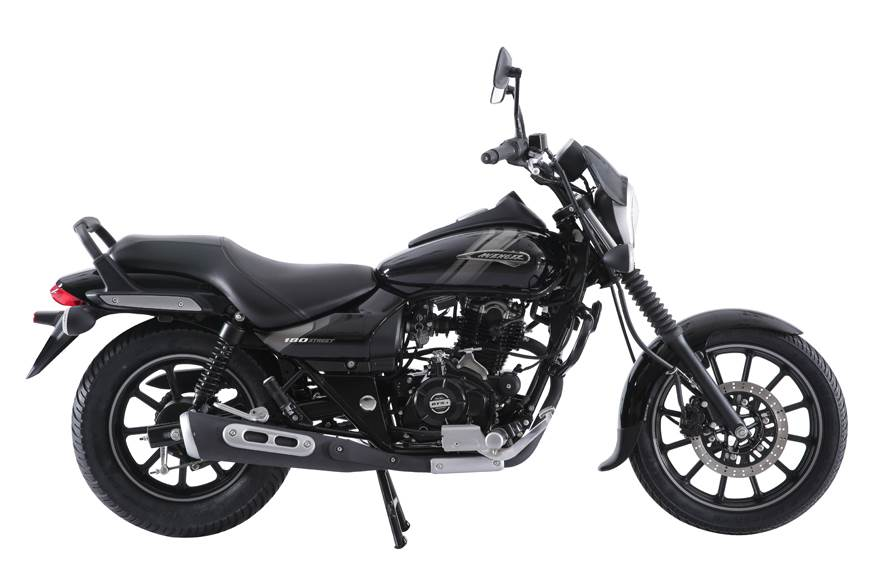 2018 Bajaj Avenger Street 180 Launched In India At Rs