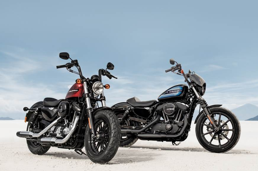 New Harley-Davidson Iron 1200, Forty-Eight Special unveiled