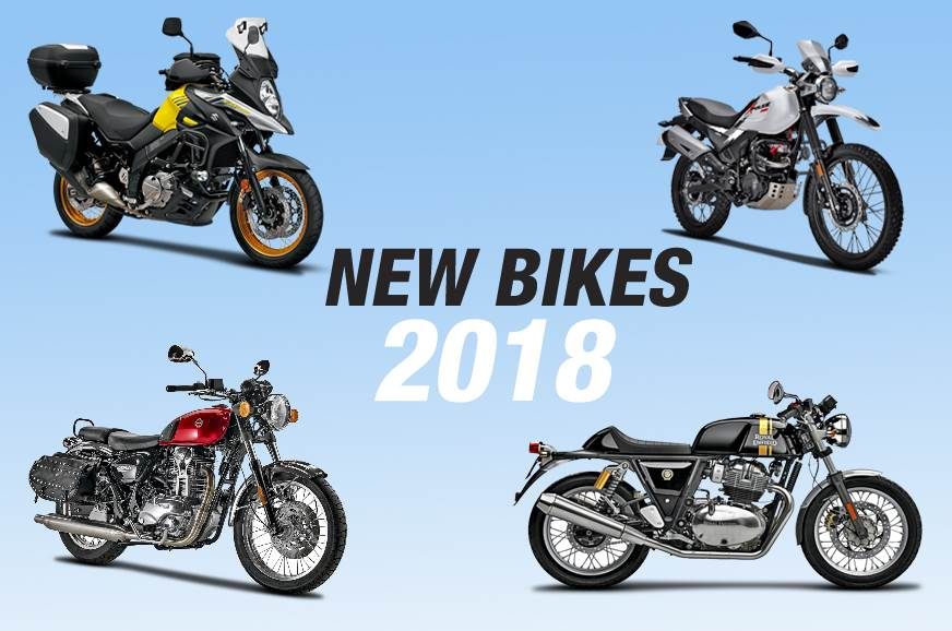 Hot new bikes for 2018