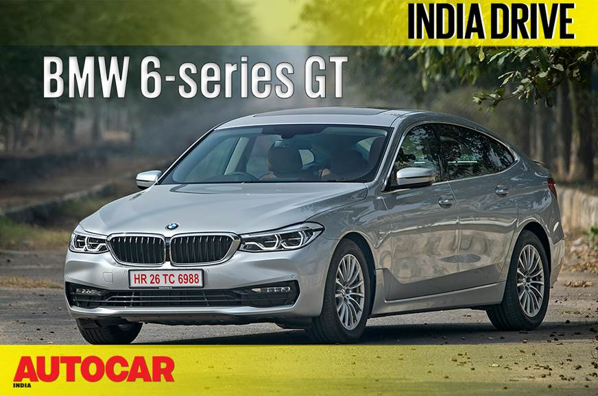 2018 BMW 6-series GT India video review
