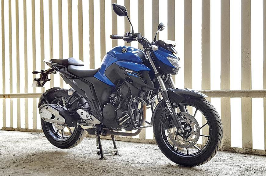 2018 Yamaha FZ25 long term review, first report