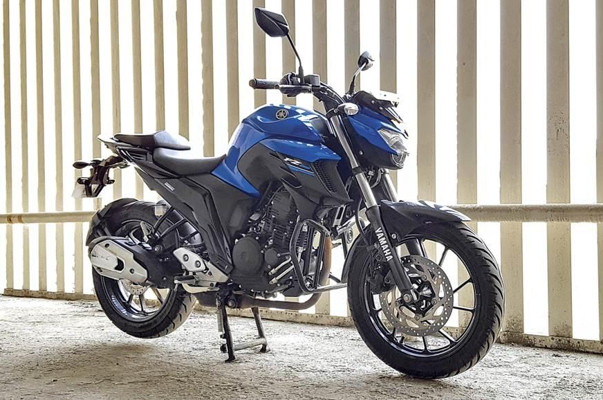 2018 Yamaha FZ25 long term review, first report