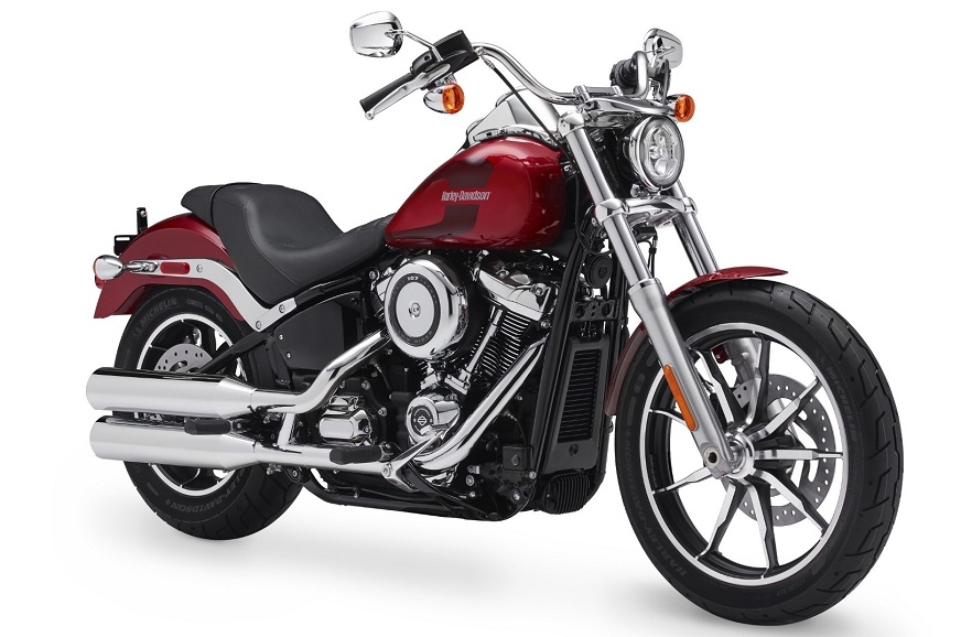 The Harley-Davidson Low Rider has been priced at Rs 12.99...