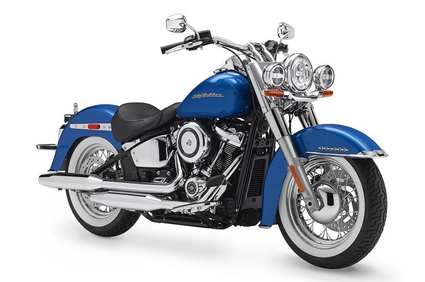 The Harley-Davidson Deluxe has been priced at Rs 17.99 la...