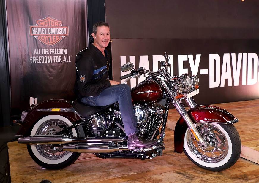 Harley-Davidson Low Rider, Deluxe, Fat Boy 114 launched