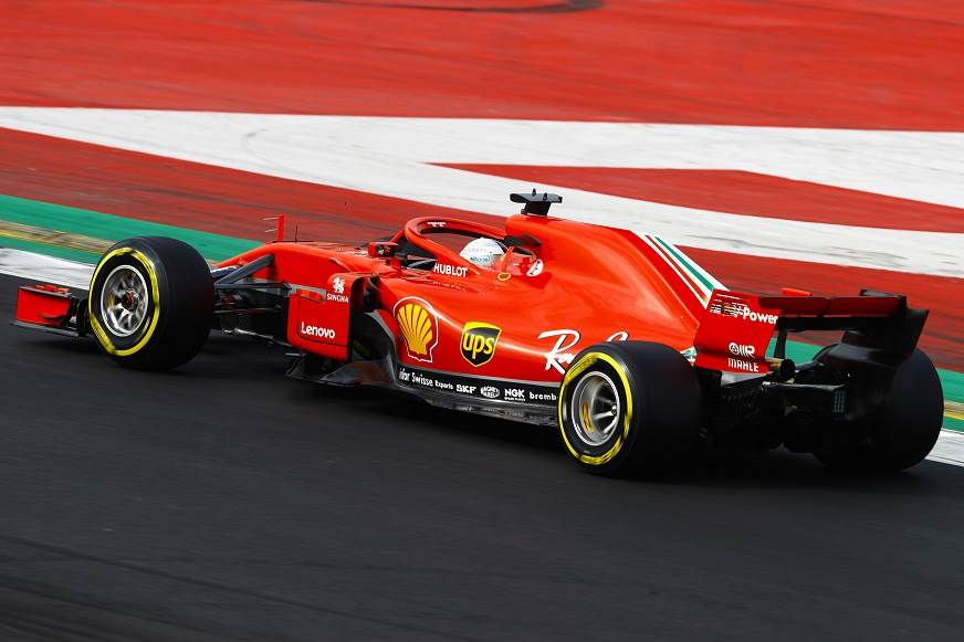 2018 F1 testing: Vettel fastest on Day 2