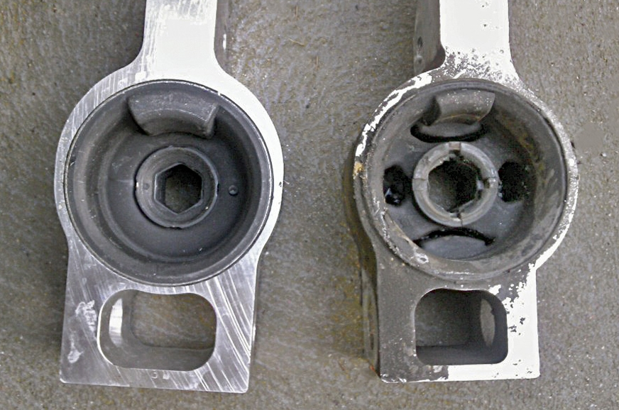 Replacing suspension bushings can cost between Rs 2,500 t...