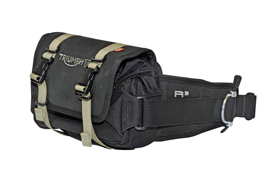Kriega R3 waist pack review