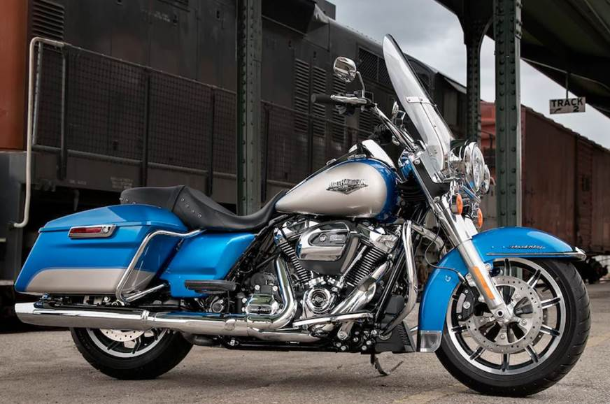 Harley-Davidson lowers prices after customs duty drop