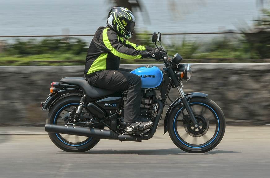2018 Royal Enfield Thunderbird 500X review, test ride