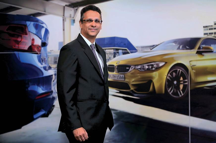 In conversation with Vikram Pawah, president, BMW Group I...