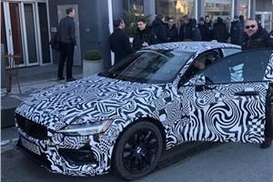 Volvo CEO teases next-gen S60