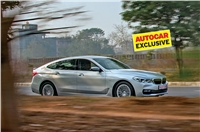 2018 BMW 6-series GT India review, test drive