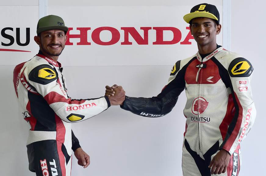Honda India to participate in 2018 ARRC