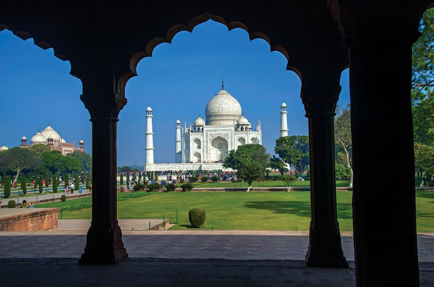 Taj Mahal for Mumtaz, the Honda City for India.