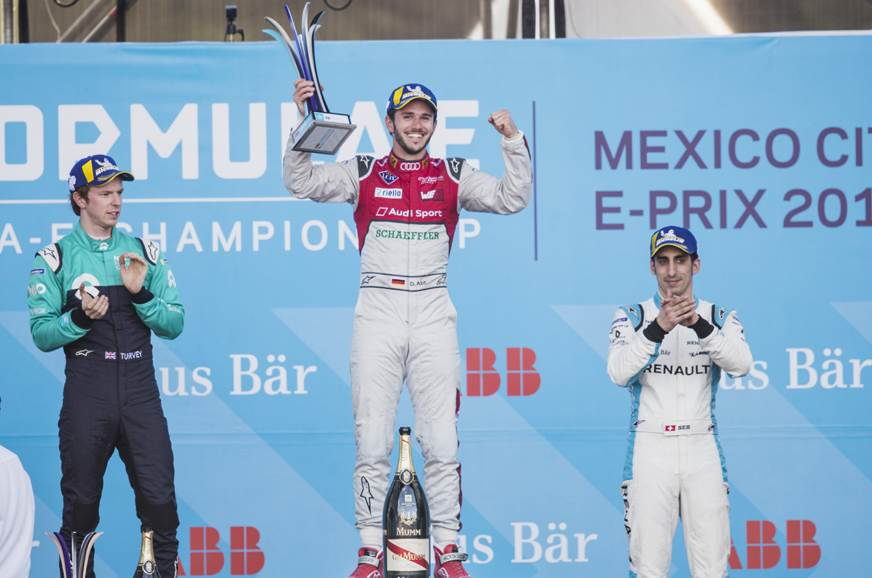 Mexico City ePrix: Daniel Abt takes maiden series win
