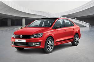 Volkswagen Vento Sport priced from Rs 11.44 lakh