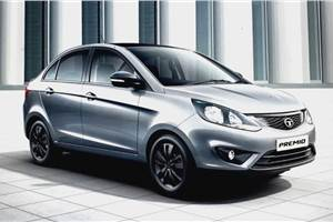 Tata Zest Premio launched at Rs 7.53 lakh