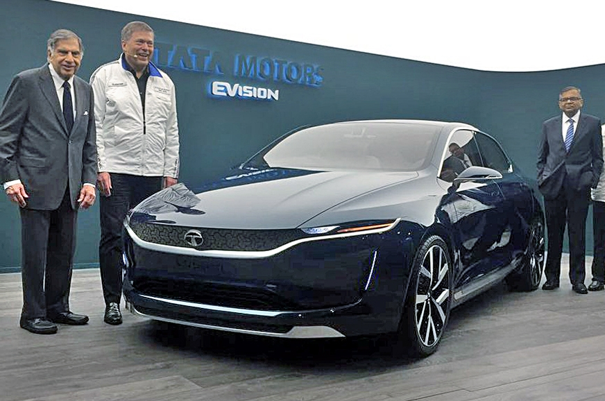 Tata commemorated 20 years at the Geneva motor show with ...