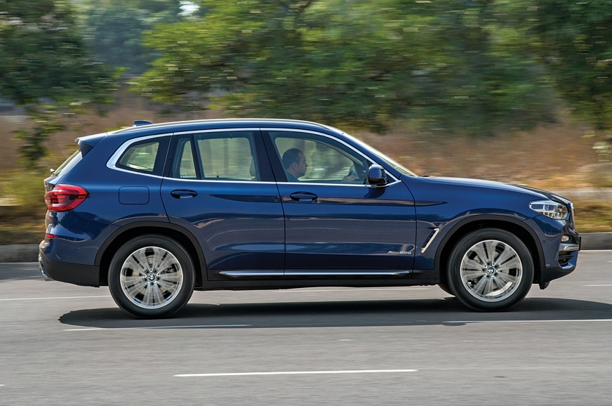 Is that an X3 or a X5? Even the folks at BMW sometimes ge...