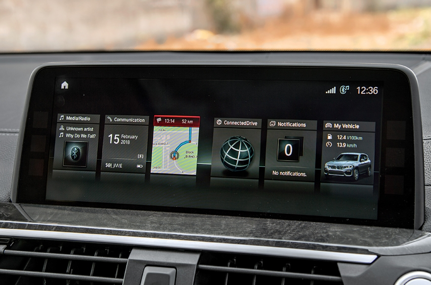 New iDrive 6.0 gets touch controls and a slick screen.