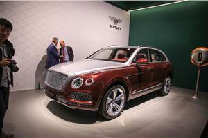 Bentley Bentayga hybrid introduces electrification plans for the brand