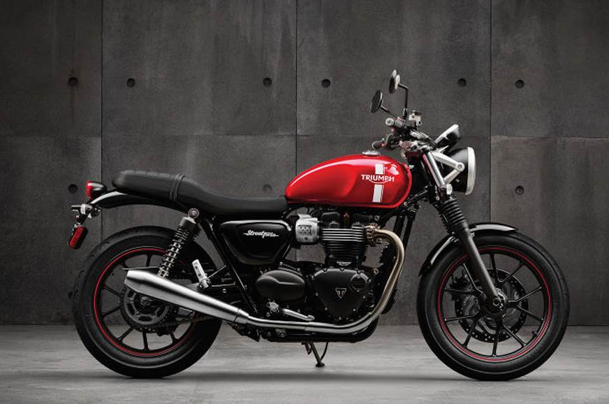 Triumph CKD models get Rs 40,000 to Rs 62,000 dearer