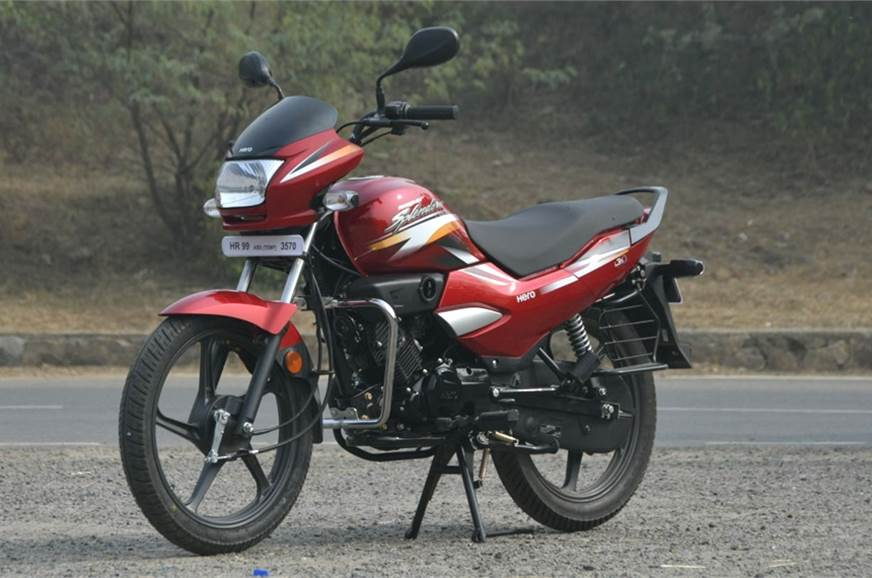 2018 Hero Super Splendor launched at Rs 57,190