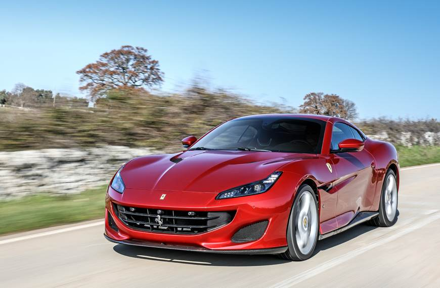 2018 Ferrari Portofino review, test drive