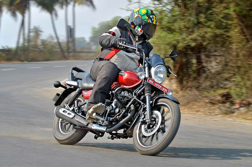 Bajaj Avenger Street 180 review, test ride