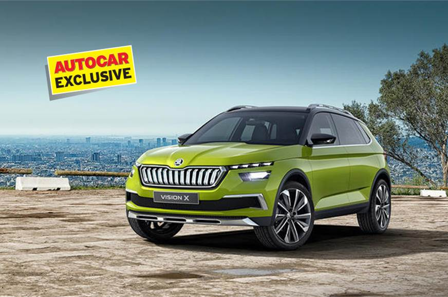 Styling of Skoda's Creta rival likely to mirror that of t...