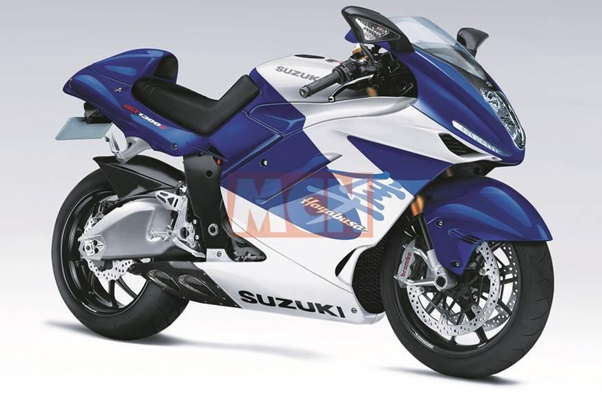 Next-gen Suzuki Hayabusa details emerge