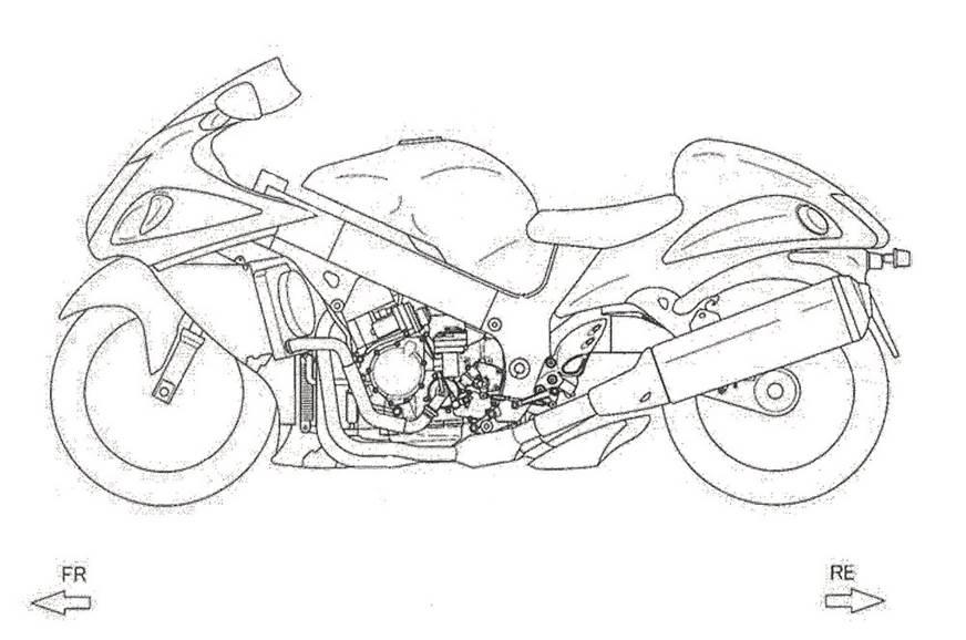 Next-generation Suzuki Hayabusa superbike details emerge