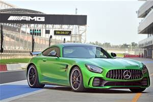 Mercedes-AMG GT Black Series expected in 2020