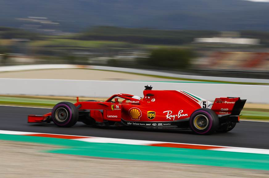 2018 F1 test two: Vettel tops Day 3 for Ferrari