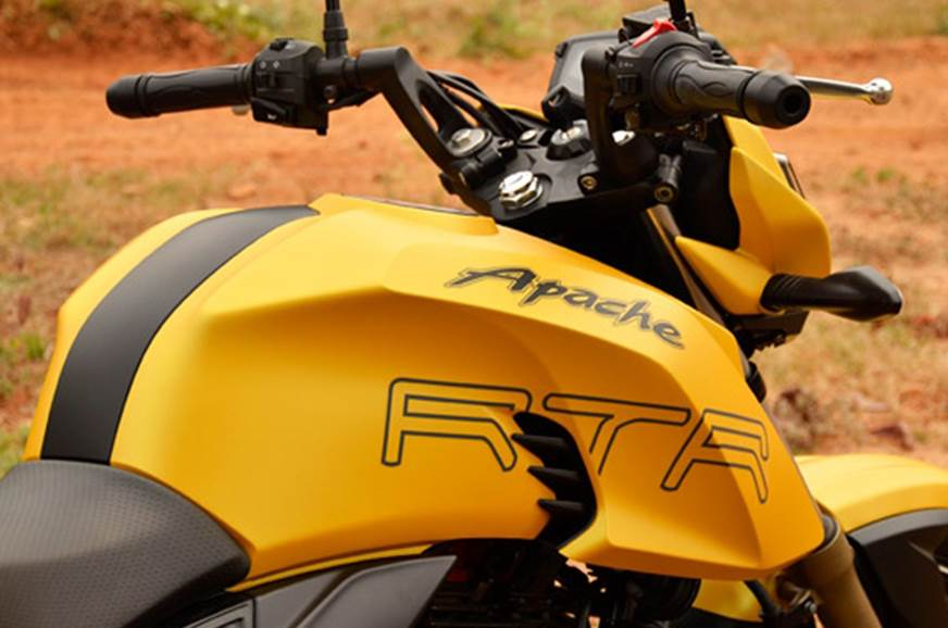 2018 TVS Apache RTR 160 to debut on March 14