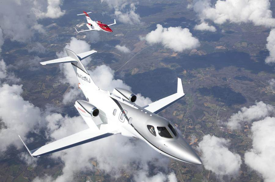 HondaJet sales to expand to India