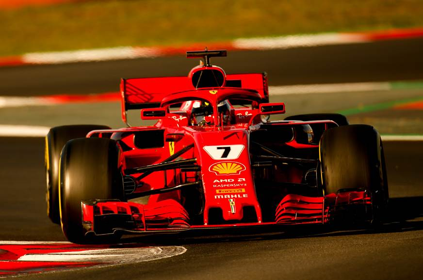 2018 F1 test two: Raikkonen quickest on final day