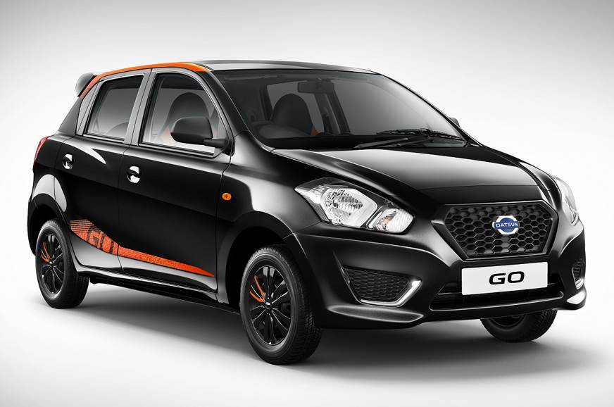 Datsun Go Go Remix Edition Models Launched In India At