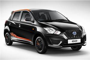 Datsun Go, Go+ Remix Edition launched in India