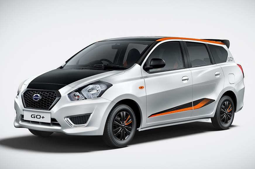 Datsun Go, Go+ Remix Edition models launched in India at Rs 4.21 lakh and Rs 4.99 lakh - Autocar ...
