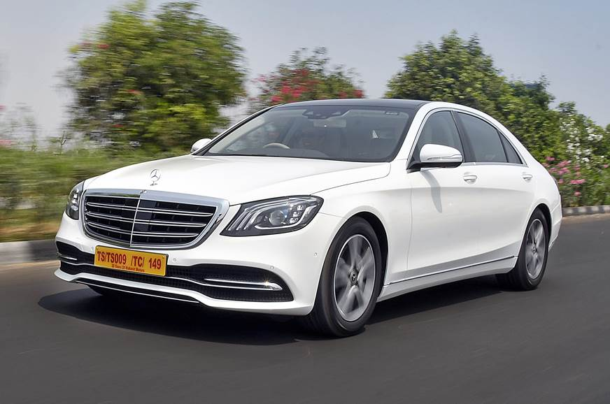 2018 Mercedes-Benz S 450 petrol India review, test drive