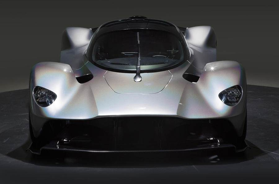 Aston Martin-Red Bull F1 to develop mid-engined hypercar