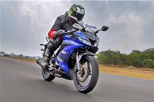 2018 Yamaha YZF-R15 V3.0 review, track ride