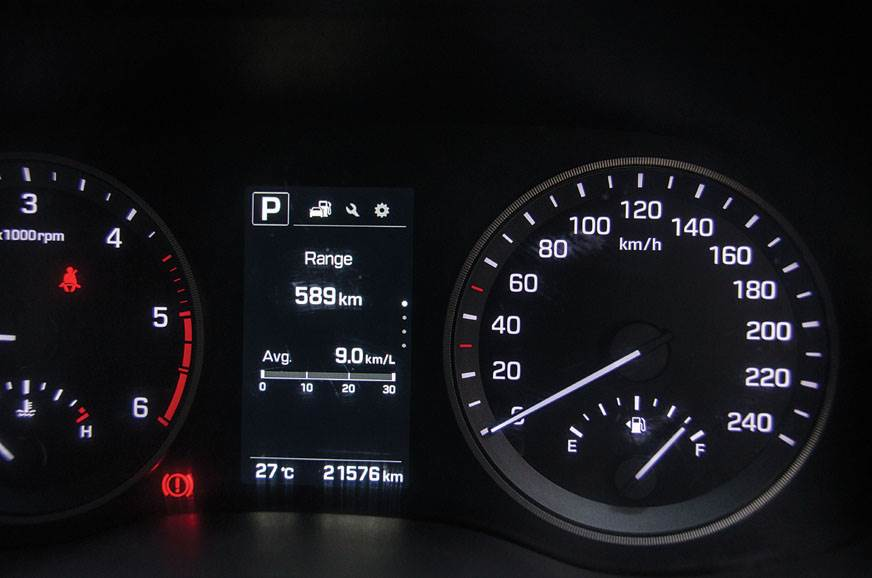 SLOW SIPPER: 62-litre tank and good fuel efficiency make ...
