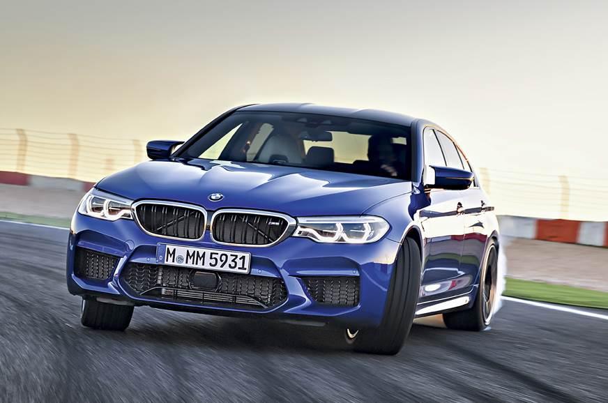 2018 BMW M5 review, test drive