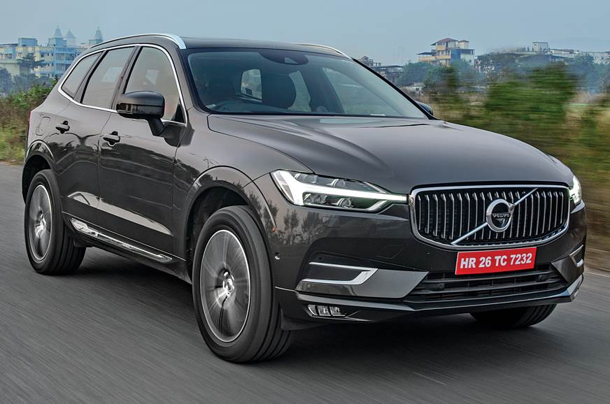 2018 Volvo XC60 review, road test