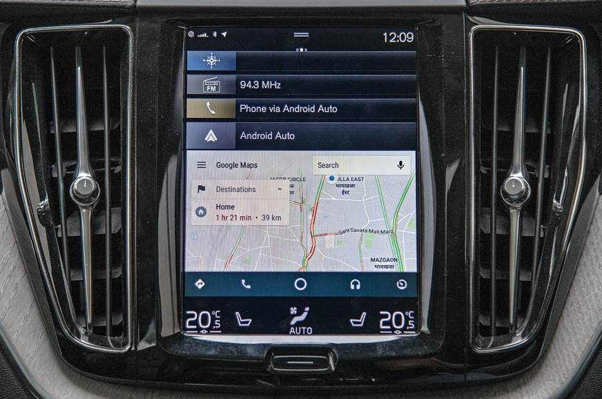 9in screen can be split to use phone's OS (Android Auto/A...