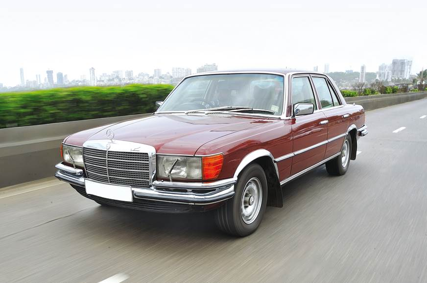 W116 had a bold look with beam-straight lines, some carri...